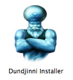 Dunjinni Mac installer